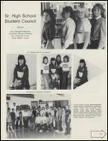 1984 Collinsville High School Yearbook Page 110 & 111