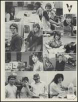 1984 Collinsville High School Yearbook Page 118 & 119