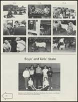 1984 Collinsville High School Yearbook Page 126 & 127