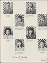 1984 Collinsville High School Yearbook Page 130 & 131