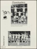 1984 Collinsville High School Yearbook Page 150 & 151