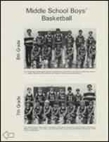 1984 Collinsville High School Yearbook Page 152 & 153