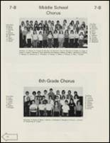 1984 Collinsville High School Yearbook Page 156 & 157