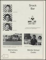 1984 Collinsville High School Yearbook Page 162 & 163
