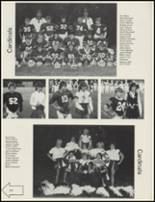 1984 Collinsville High School Yearbook Page 206 & 207