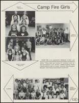 1984 Collinsville High School Yearbook Page 208 & 209