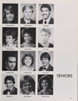 1986 Petaluma High School Yearbook Page 24 & 25