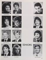 1986 Petaluma High School Yearbook Page 28 & 29