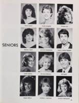 1986 Petaluma High School Yearbook Page 36 & 37