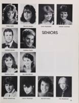 1986 Petaluma High School Yearbook Page 38 & 39