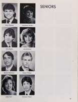 1986 Petaluma High School Yearbook Page 40 & 41