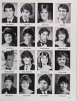 1986 Petaluma High School Yearbook Page 42 & 43