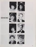 1986 Petaluma High School Yearbook Page 48 & 49