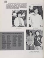 1986 Petaluma High School Yearbook Page 52 & 53