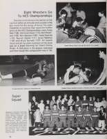 1986 Petaluma High School Yearbook Page 82 & 83