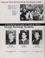 1986 Petaluma High School Yearbook Page 158 & 159
