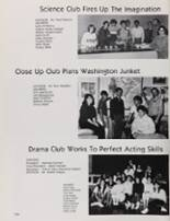 1986 Petaluma High School Yearbook Page 168 & 169