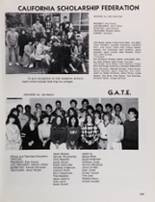 1986 Petaluma High School Yearbook Page 172 & 173