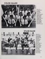 1986 Petaluma High School Yearbook Page 176 & 177