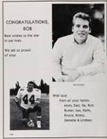 1986 Petaluma High School Yearbook Page 202 & 203