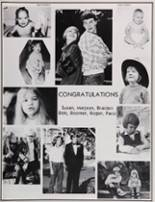 1986 Petaluma High School Yearbook Page 206 & 207