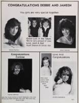 1986 Petaluma High School Yearbook Page 216 & 217