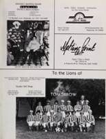 1986 Petaluma High School Yearbook Page 236 & 237