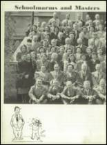 1949 Grover Cleveland High School Yearbook Page 12 & 13