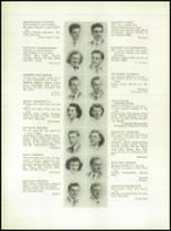 1949 Grover Cleveland High School Yearbook Page 24 & 25