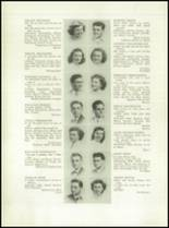 1949 Grover Cleveland High School Yearbook Page 30 & 31