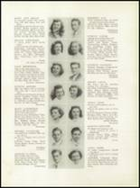 1949 Grover Cleveland High School Yearbook Page 32 & 33