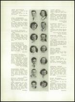 1949 Grover Cleveland High School Yearbook Page 36 & 37