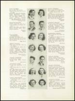 1949 Grover Cleveland High School Yearbook Page 38 & 39