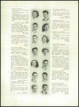 1949 Grover Cleveland High School Yearbook Page 40 & 41