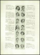 1949 Grover Cleveland High School Yearbook Page 42 & 43