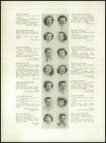 1949 Grover Cleveland High School Yearbook Page 46 & 47