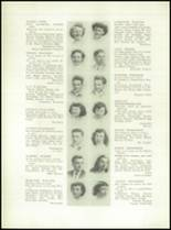 1949 Grover Cleveland High School Yearbook Page 48 & 49