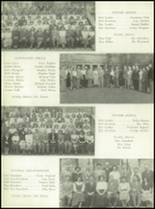 1949 Grover Cleveland High School Yearbook Page 54 & 55