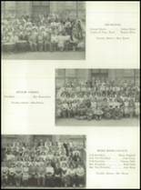 1949 Grover Cleveland High School Yearbook Page 56 & 57