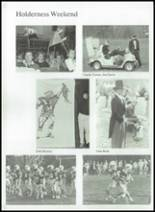1986 Proctor Academy Yearbook Page 20 & 21