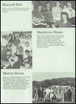 1986 Proctor Academy Yearbook Page 36 & 37