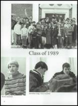 1986 Proctor Academy Yearbook Page 54 & 55
