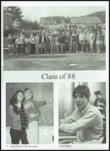 1986 Proctor Academy Yearbook Page 56 & 57