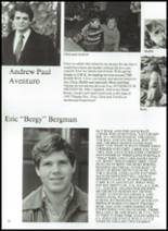 1986 Proctor Academy Yearbook Page 70 & 71