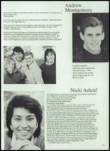1986 Proctor Academy Yearbook Page 84 & 85