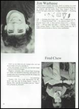 1986 Proctor Academy Yearbook Page 86 & 87