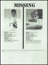 1986 Proctor Academy Yearbook Page 90 & 91