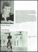 1986 Proctor Academy Yearbook Page 92 & 93