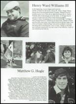 1986 Proctor Academy Yearbook Page 94 & 95