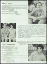 1986 Proctor Academy Yearbook Page 96 & 97